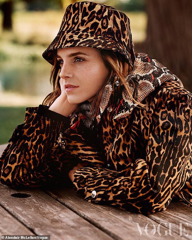 Bị chê tuột dốc, Emma Watson trở lại đỉnh đến mức khiến dân tình phải thốt lên Đúng là bông hoa đẹp nhất nước Anh - Ảnh 1.