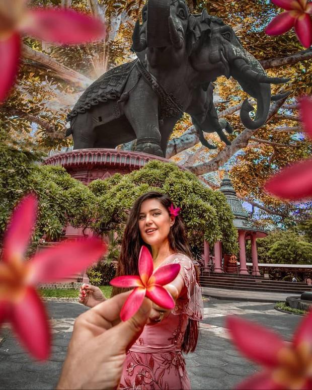 Bảo tàng ở Thái Lan đang nổi đình đám trên Instagram với bức tượng voi 3 đầu khổng lồ, bước vào bên trong còn choáng ngợp hơn! - Ảnh 14.