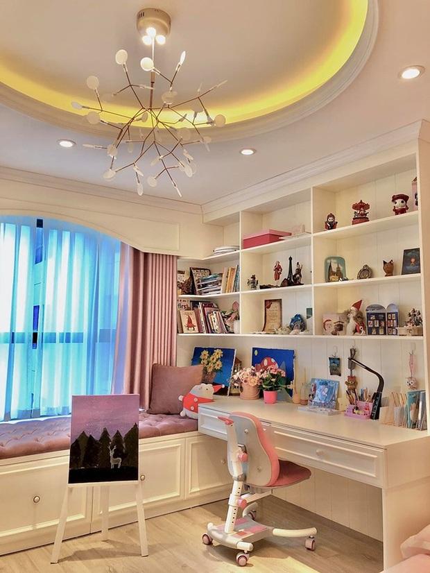 MC Diệp Chi khoe nhà mới sang trọng, tiết lộ tự tay decor nhà từ A đến Z khiến dân tình trầm trồ - Ảnh 5.