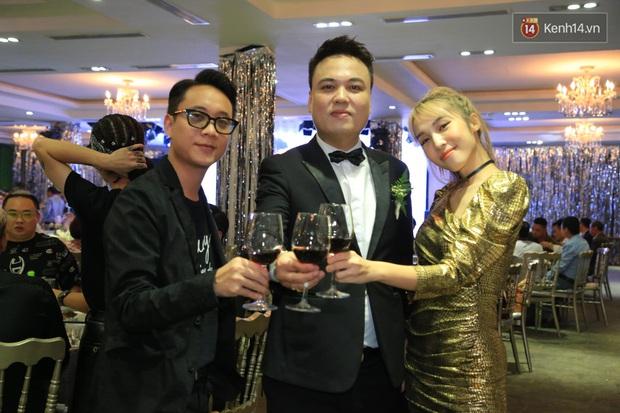 Justatee, Emily cùng dàn sao Việt bất ngờ hội ngộ trong đám cưới của nam rapper đình đám LiL Knight - Ảnh 8.