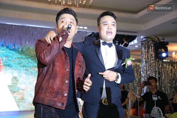 Justatee, Emily cùng dàn sao Việt bất ngờ hội ngộ trong đám cưới của nam rapper đình đám LiL Knight - Ảnh 6.