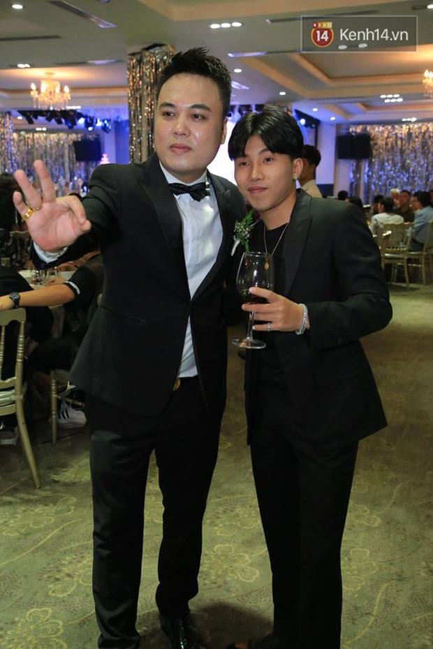 Justatee, Emily cùng dàn sao Việt bất ngờ hội ngộ trong đám cưới của nam rapper đình đám LiL Knight - Ảnh 9.