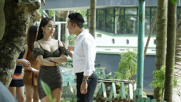 Quỳnh nga miệt mài làm Tuesday từ phim này sang phim khác: Xơi Quốc Trường xong nay chén thêm Việt Anh? - Ảnh 6.