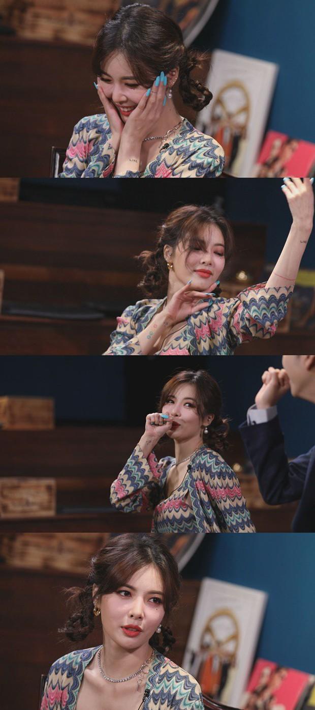Hyuna lần đầu lên tiếng về chuyện hẹn hò với EDawn, tiết lộ người thổ lộ đầu tiên - Ảnh 1.