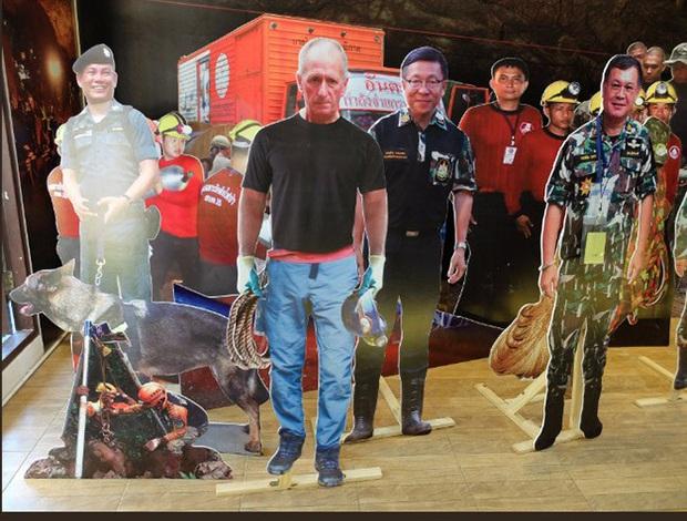 Mở lại hang Tham Luang - nơi diễn ra cuộc giải cứu thần kỳ 13 thành viên đội bóng thiếu niên Thái Lan - Ảnh 3.