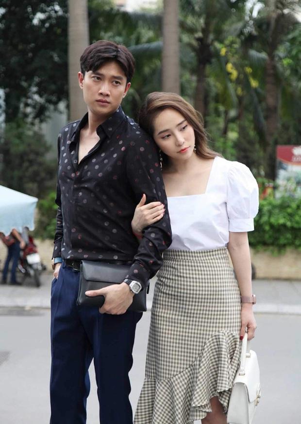 Quỳnh nga miệt mài làm Tuesday từ phim này sang phim khác: Xơi Quốc Trường xong nay chén thêm Việt Anh? - Ảnh 2.