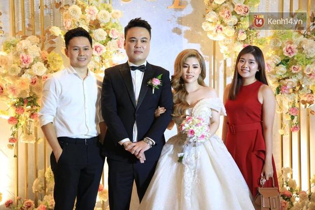 Justatee, Emily cùng dàn sao Việt bất ngờ hội ngộ trong đám cưới của nam rapper đình đám LiL Knight - Ảnh 1.
