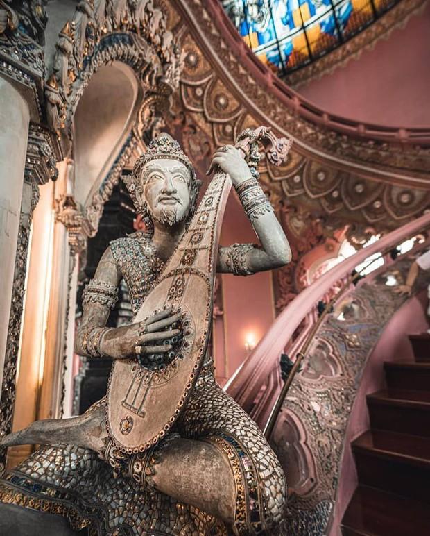 Bảo tàng ở Thái Lan đang nổi đình đám trên Instagram với bức tượng voi 3 đầu khổng lồ, bước vào bên trong còn choáng ngợp hơn! - Ảnh 7.