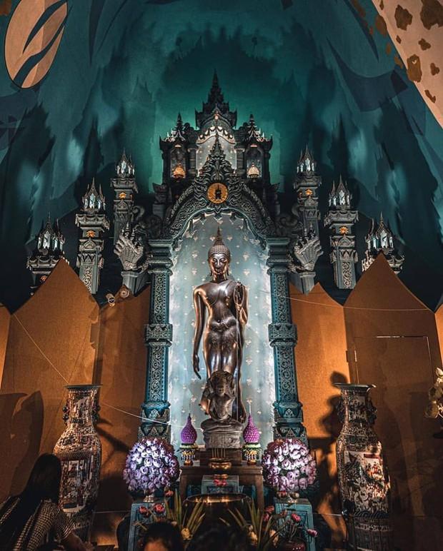 Bảo tàng ở Thái Lan đang nổi đình đám trên Instagram với bức tượng voi 3 đầu khổng lồ, bước vào bên trong còn choáng ngợp hơn! - Ảnh 6.