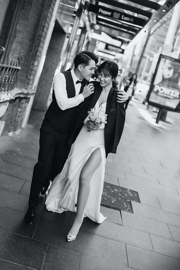 Showbiz rần rần đón tin hỷ, ngắm lại loạt ảnh cưới cực đỉnh của dàn sao Việt mà chỉ muốn lên xe hoa ngay và luôn - Ảnh 1.