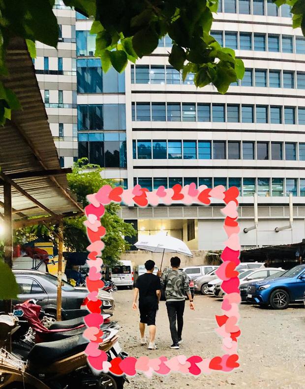 Trước đám cưới còn bắt gặp Ngô Kiến Huy thật tình cùng Ông Cao Thắng, netizen đùa vui: Đông Nhi sáng mắt chưa? - Ảnh 1.
