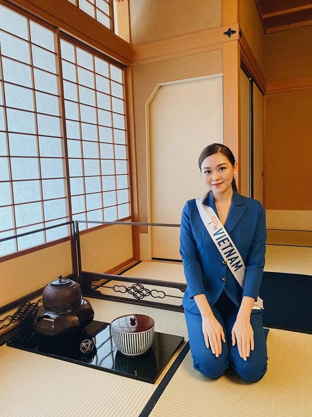 Từng được dự đoán đăng quang Miss International 2019, nay Tường San lại tụt hạng không phanh trong MXH Missosology - Ảnh 3.