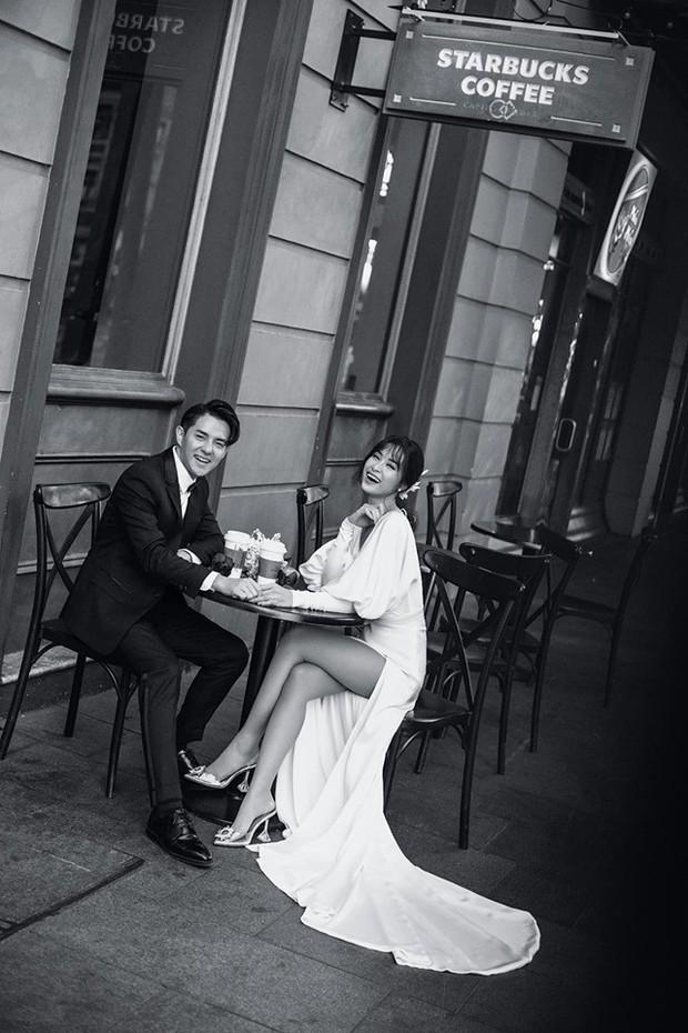 Trước đám cưới còn bắt gặp Ngô Kiến Huy thật tình cùng Ông Cao Thắng, netizen đùa vui: Đông Nhi sáng mắt chưa? - Ảnh 5.