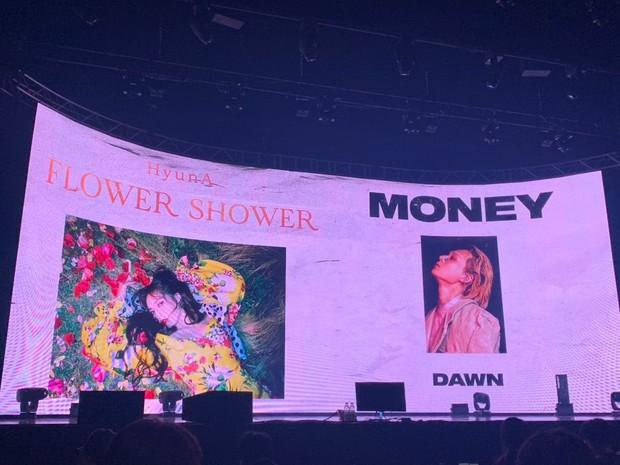 Showcase khiến FA phát hờn của HyunA và EDawn: Miệng tuyên bố đối đầu nhưng ôm ấp tình tứ ngay trên sân khấu - Ảnh 1.
