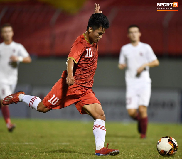 Tiền đạo hotboy tỏa sáng, U21 tuyển chọn Việt Nam phục hận thành công để lên ngôi vô địch giải U21 Quốc tế - Ảnh 2.