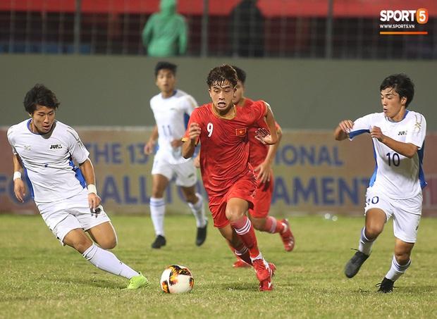 Siêu tiền đạo U21 Việt Nam thâu tóm toàn bộ danh hiệu cá nhân, sáng cửa chờ HLV Park Hang-seo triệu tập dự SEA Games 30 - Ảnh 3.