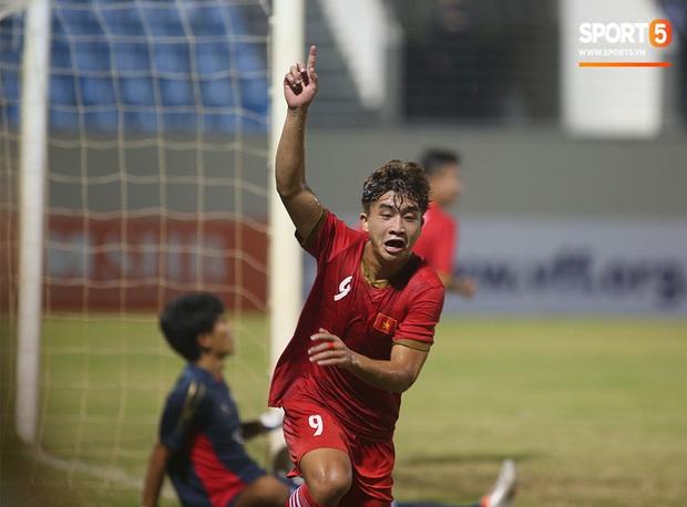 Siêu tiền đạo U21 Việt Nam thâu tóm toàn bộ danh hiệu cá nhân, sáng cửa chờ HLV Park Hang-seo triệu tập dự SEA Games 30 - Ảnh 7.