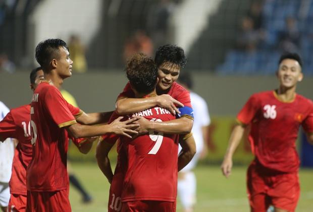 Siêu tiền đạo U21 Việt Nam thâu tóm toàn bộ danh hiệu cá nhân, sáng cửa chờ HLV Park Hang-seo triệu tập dự SEA Games 30 - Ảnh 11.