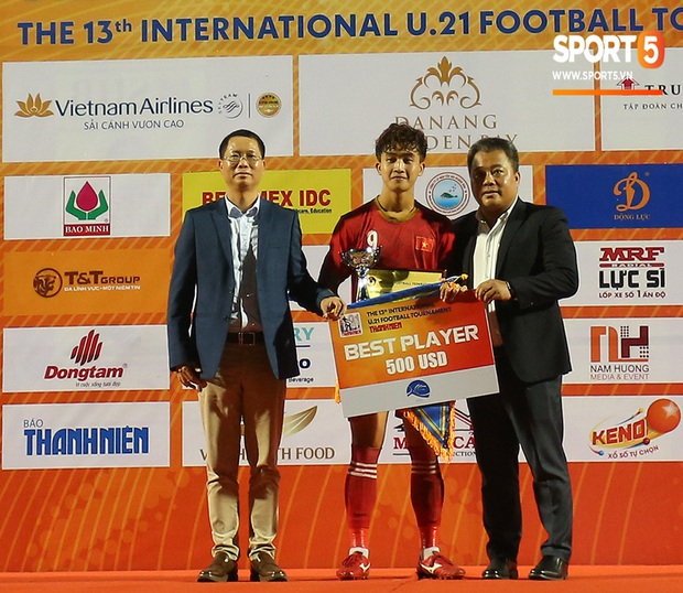Siêu tiền đạo U21 Việt Nam thâu tóm toàn bộ danh hiệu cá nhân, sáng cửa chờ HLV Park Hang-seo triệu tập dự SEA Games 30 - Ảnh 13.