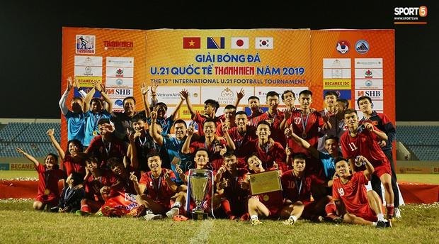 Siêu tiền đạo U21 Việt Nam thâu tóm toàn bộ danh hiệu cá nhân, sáng cửa chờ HLV Park Hang-seo triệu tập dự SEA Games 30 - Ảnh 15.