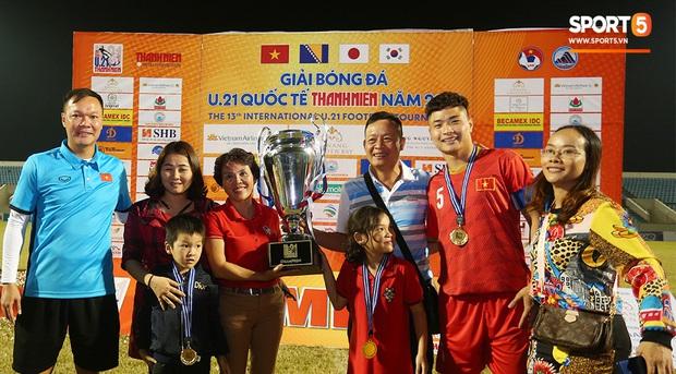 Siêu tiền đạo U21 Việt Nam thâu tóm toàn bộ danh hiệu cá nhân, sáng cửa chờ HLV Park Hang-seo triệu tập dự SEA Games 30 - Ảnh 17.
