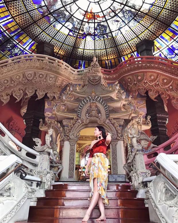 Bảo tàng ở Thái Lan đang nổi đình đám trên Instagram với bức tượng voi 3 đầu khổng lồ, bước vào bên trong còn choáng ngợp hơn! - Ảnh 5.
