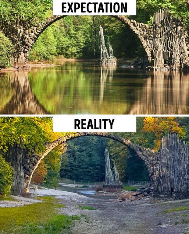 """9 bức ảnh chứng minh photoshop và """"đam mê sống ảo"""" của con người đã huỷ hoại những địa điểm du lịch như thế nào - Ảnh 11."""