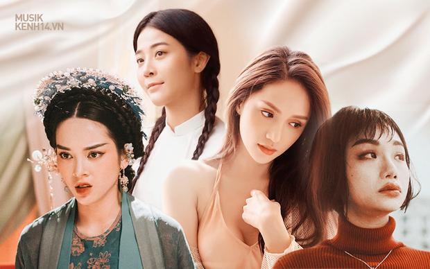 Từ Chi Pu, Miu Lê đến Hương Giang, dù xinh đẹp tận tâm ra sao cũng vẫn chịu số phận trong MV éo le chẳng khác gì dàn diễn viên nữ Hoa hồng trên ngực trái - Ảnh 1.