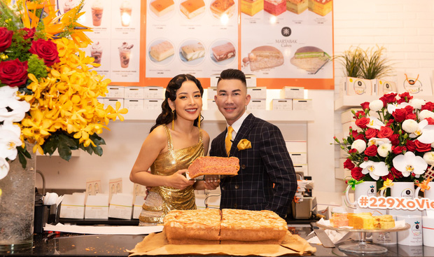 Giới trẻ Sài Gòn ùn ùn xếp hàng dài chờ check-in không gian trà bánh mới của Le Castella Young - Ảnh 3.