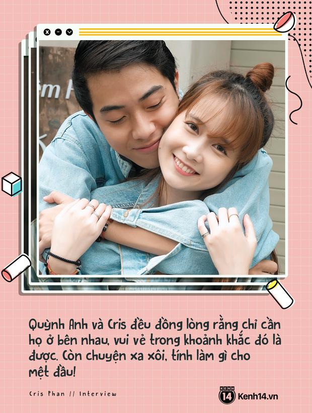 Cris Phan và Mai Quỳnh Anh: Cưới rồi sống healthy và balance hơn hẳn, chuyện xa xôi tính chi cho mệt đầu - Ảnh 6.
