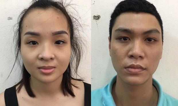 Kiều nữ 20 tuổi cầm điện thoại lấy tiền để chiều chuộng người tình mua ma túy - Ảnh 1.