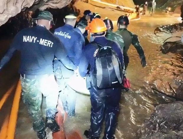 Mở lại hang Tham Luang - nơi diễn ra cuộc giải cứu thần kỳ 13 thành viên đội bóng thiếu niên Thái Lan - Ảnh 11.