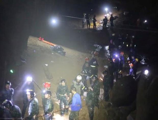 Mở lại hang Tham Luang - nơi diễn ra cuộc giải cứu thần kỳ 13 thành viên đội bóng thiếu niên Thái Lan - Ảnh 12.