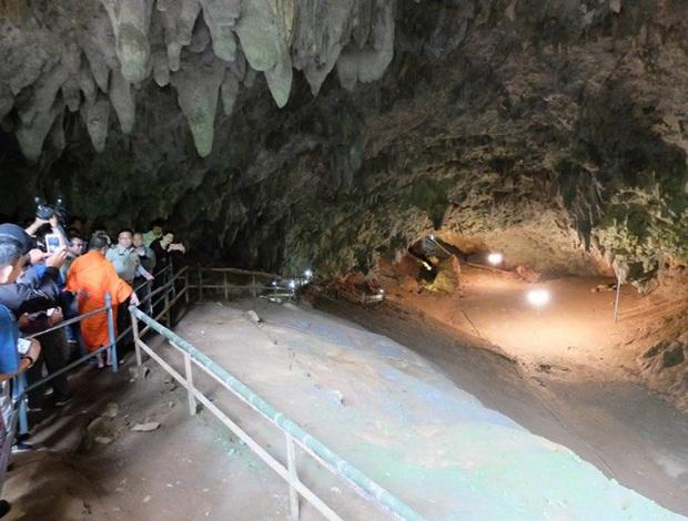 Mở lại hang Tham Luang - nơi diễn ra cuộc giải cứu thần kỳ 13 thành viên đội bóng thiếu niên Thái Lan - Ảnh 14.