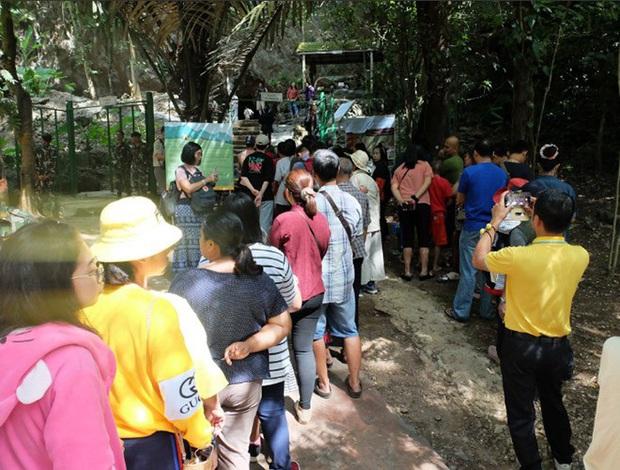 Mở lại hang Tham Luang - nơi diễn ra cuộc giải cứu thần kỳ 13 thành viên đội bóng thiếu niên Thái Lan - Ảnh 16.