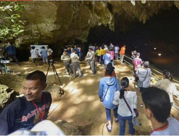 Mở lại hang Tham Luang - nơi diễn ra cuộc giải cứu thần kỳ 13 thành viên đội bóng thiếu niên Thái Lan - Ảnh 17.