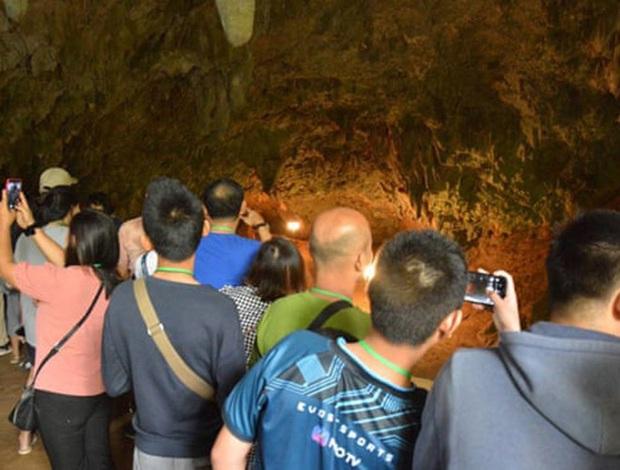 Mở lại hang Tham Luang - nơi diễn ra cuộc giải cứu thần kỳ 13 thành viên đội bóng thiếu niên Thái Lan - Ảnh 18.
