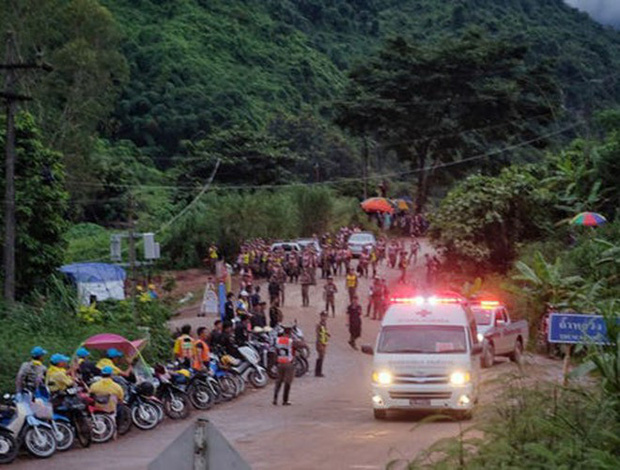 Mở lại hang Tham Luang - nơi diễn ra cuộc giải cứu thần kỳ 13 thành viên đội bóng thiếu niên Thái Lan - Ảnh 5.