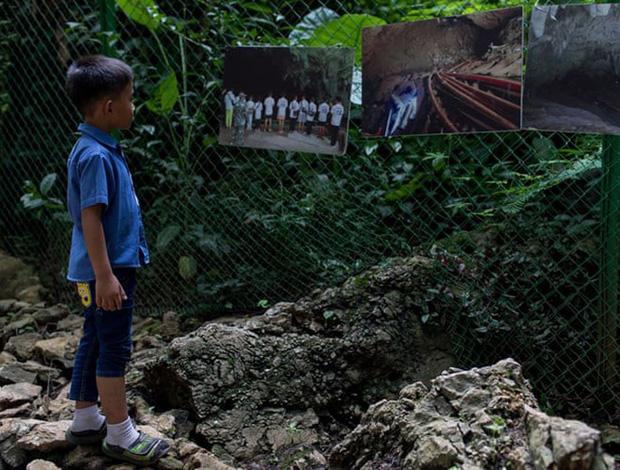 Mở lại hang Tham Luang - nơi diễn ra cuộc giải cứu thần kỳ 13 thành viên đội bóng thiếu niên Thái Lan - Ảnh 6.