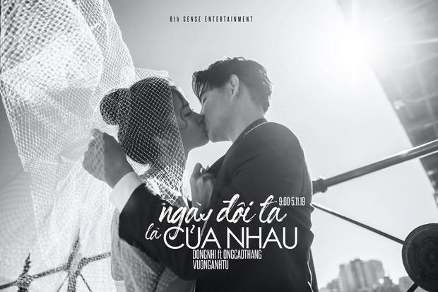 Đông Nhi - Ông Cao Thắng bất ngờ tung MV cho đám cưới cổ tích, xem rưng rưng vì toàn khoảnh khắc ngọt ngào - Ảnh 1.