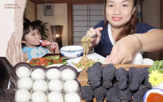Những món ăn chỉ ở Nhật mới có xuất hiện trên kênh Youtube của Quỳnh Trần JP, đặc biệt nhất là món có mùi thối và đồ ăn sống - Ảnh 1.