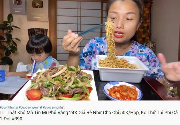 Những món ăn chỉ ở Nhật mới có xuất hiện trên kênh Youtube của Quỳnh Trần JP, đặc biệt nhất là món có mùi thối và đồ ăn sống - Ảnh 2.