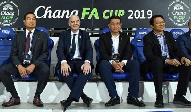 Chủ tịch FIFA ra phán quyết, giải vô địch các CLB Đông Nam Á sẽ được khởi tranh vào năm sau - Ảnh 2.