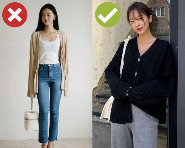 Chị em không nên cà thẻ cho 3 kiểu cardigan sau, trông không xấu tệ hại nhưng chẳng khiến style khá hơn - Ảnh 1.