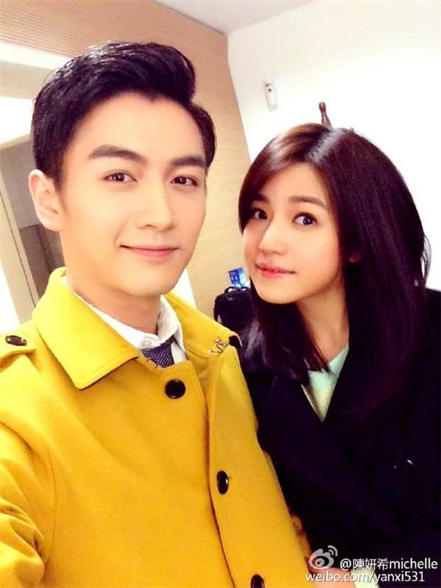 Rộ tin cặp Tiểu Long Nữ Trần Hiểu - Trần Nghiên Hy đã ký xong đơn ly hôn, fan tung bằng chứng đáp trả đanh thép - Ảnh 1.