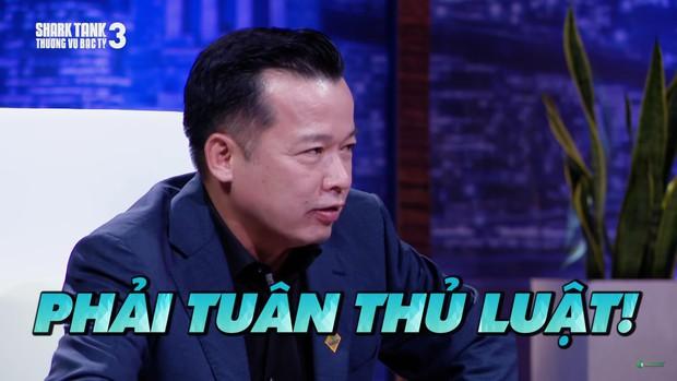 Shark Việt chặt chém Shark Liên: Cái gì cũng có luật cả, đi toilet cũng có luật! - Ảnh 4.