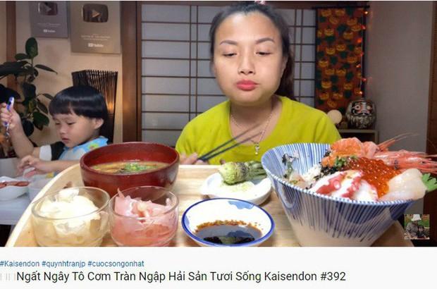 Những món ăn chỉ ở Nhật mới có xuất hiện trên kênh Youtube của Quỳnh Trần JP, đặc biệt nhất là món có mùi thối và đồ ăn sống - Ảnh 5.
