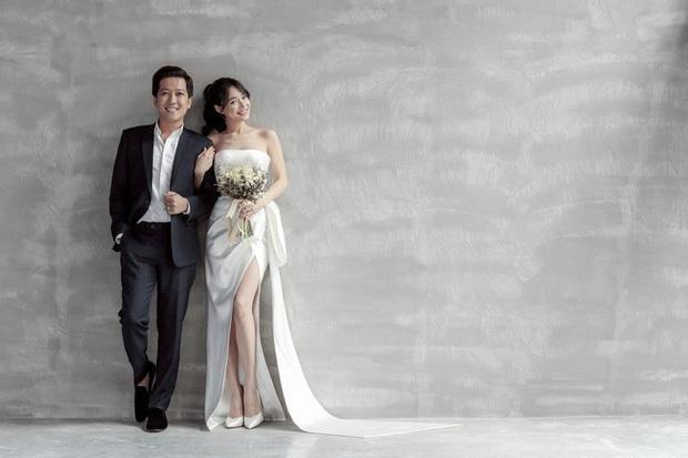Showbiz rần rần đón tin hỷ, ngắm lại loạt ảnh cưới cực đỉnh của dàn sao Việt mà chỉ muốn lên xe hoa ngay và luôn - Ảnh 20.
