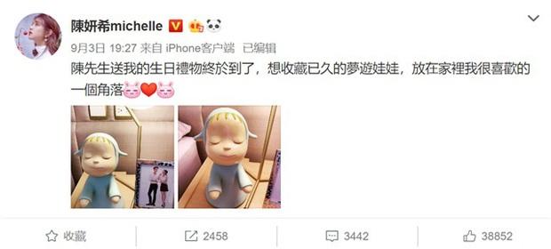 Rộ tin cặp Tiểu Long Nữ Trần Hiểu - Trần Nghiên Hy đã ký xong đơn ly hôn, fan tung bằng chứng đáp trả đanh thép - Ảnh 3.