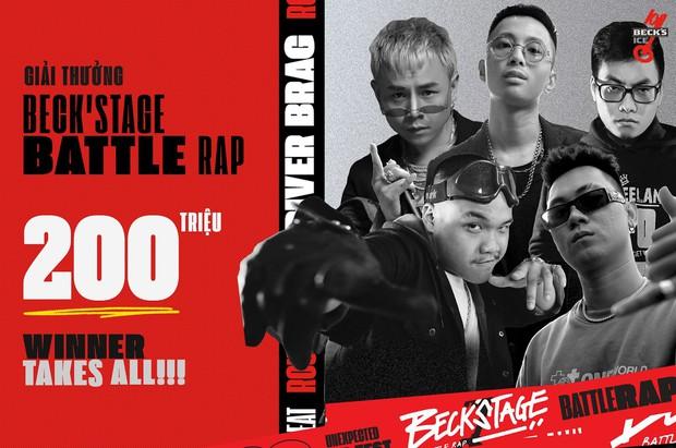 Ai bảo cứ battle rap là sẽ phải hằn học, đầy sự công kích thô tục, battle rap bây giờ đã khác xưa lắm rồi! - Ảnh 8.